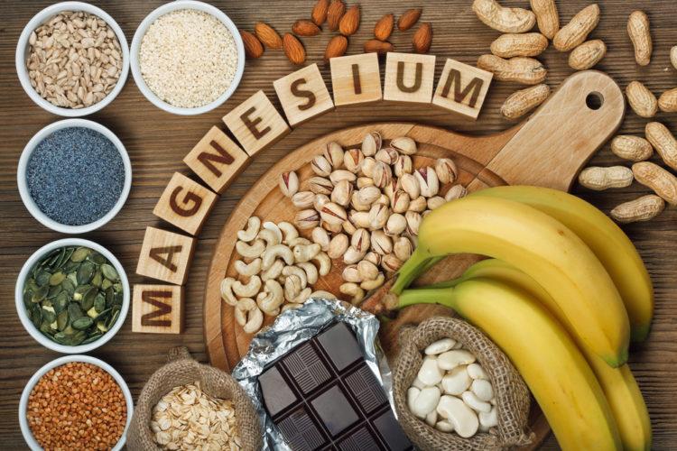 Muista magnesium!